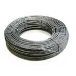 ROLLO CABLE ACERO 6MM 6X1