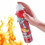 EXTINTOR MINI BOMBERO 250ML
